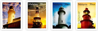 Light house Stamps