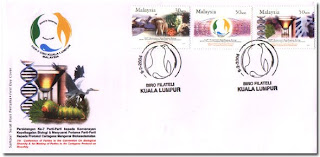 Biosafety First Day Cover