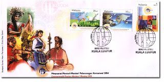 Commonwealth First Day Cover