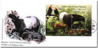 Wildlife First Day Cover
