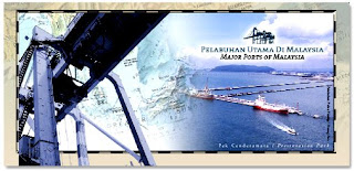 Ports Of Malaysia Presentation Pack