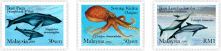 Marine Life Stamp