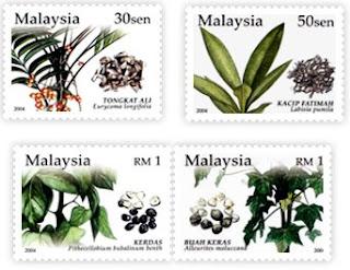 Medicinal Plants Stamp