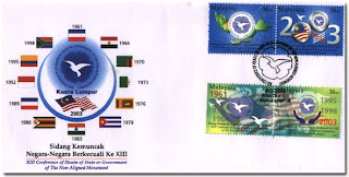 NAM First Day Cover