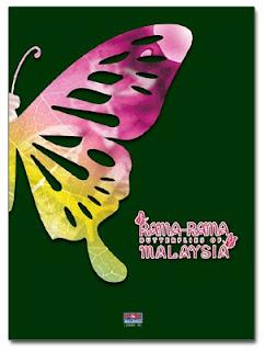 Butterflies Of Malaysia Folder