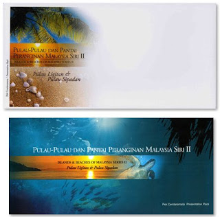 Islands Beaches Presentation Pack