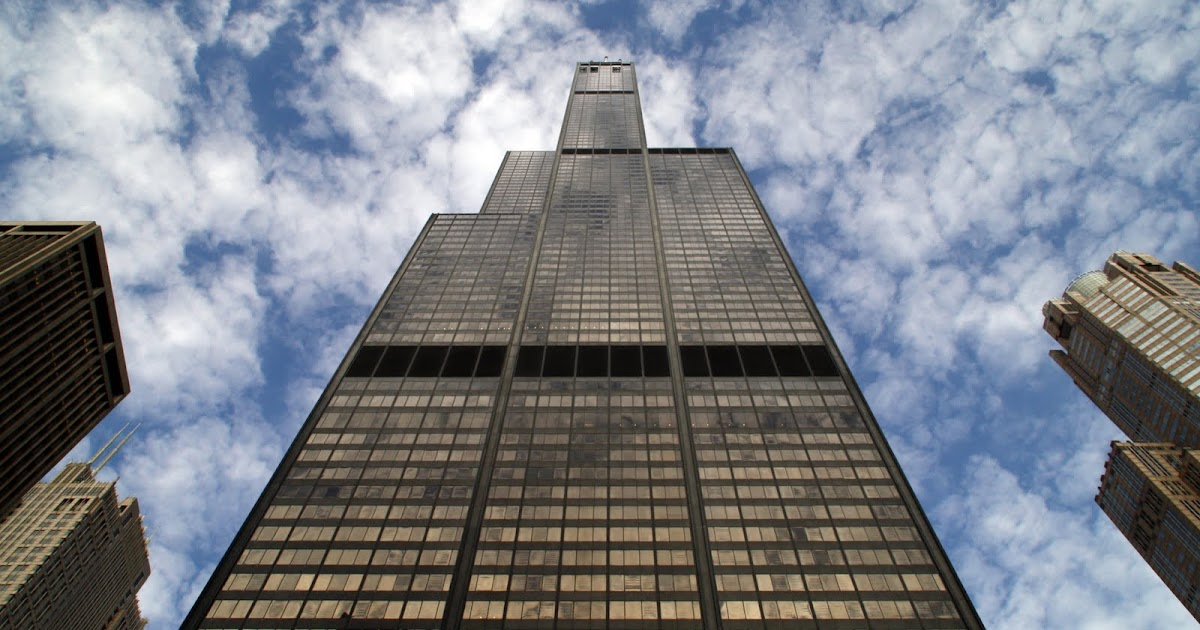 sears tower coloring pages - photo#48