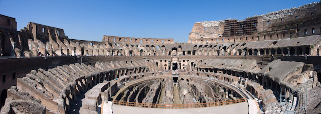 Coliseum Rome Italy Europe 70 Bc To 80 Ac José