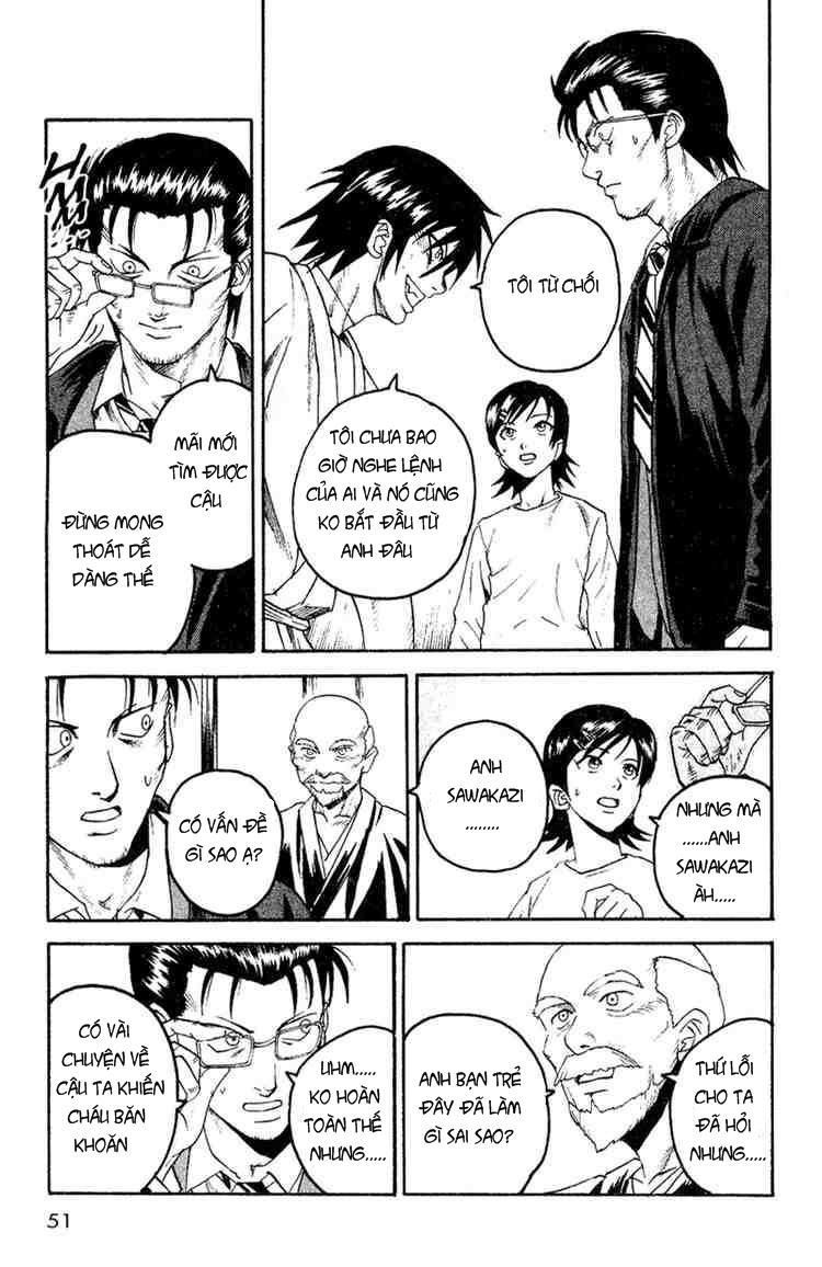Togari chap 008 trang 7