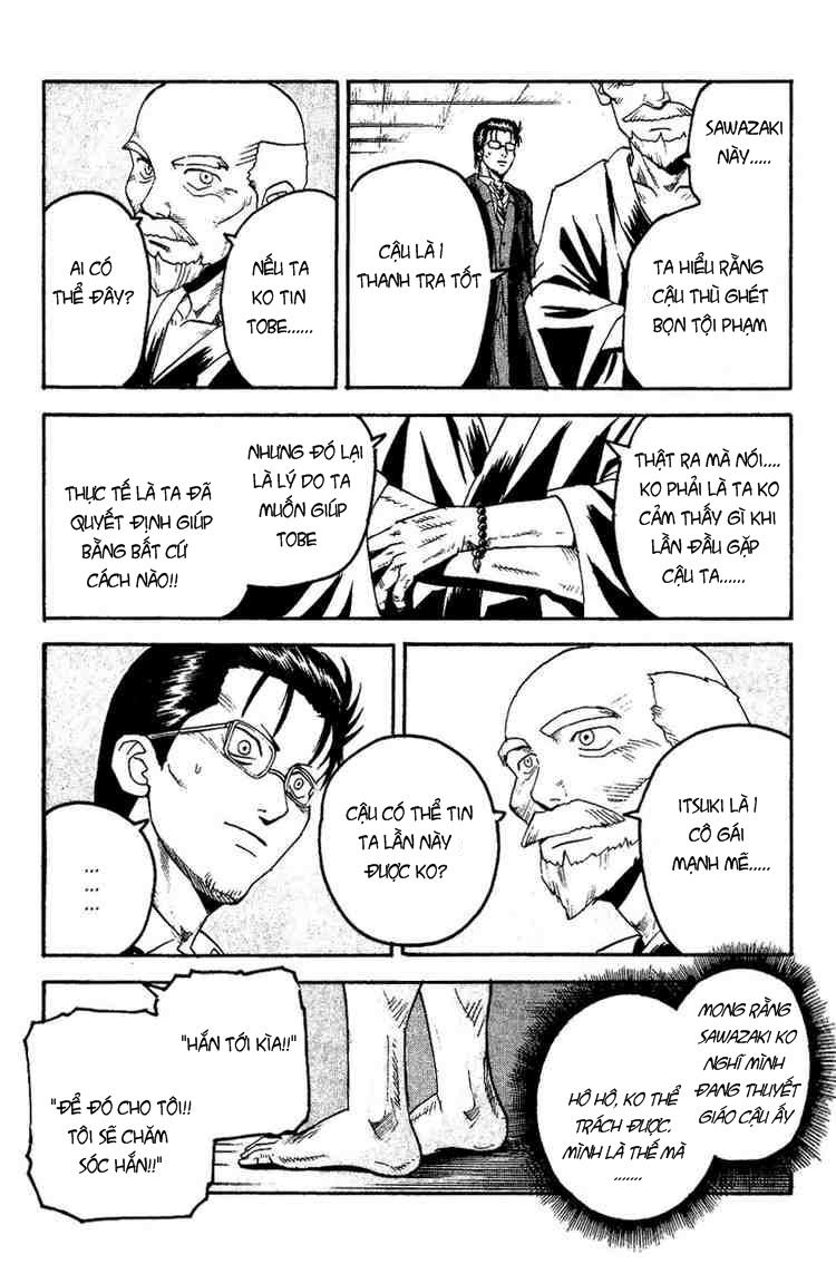 Togari chap 008 trang 12