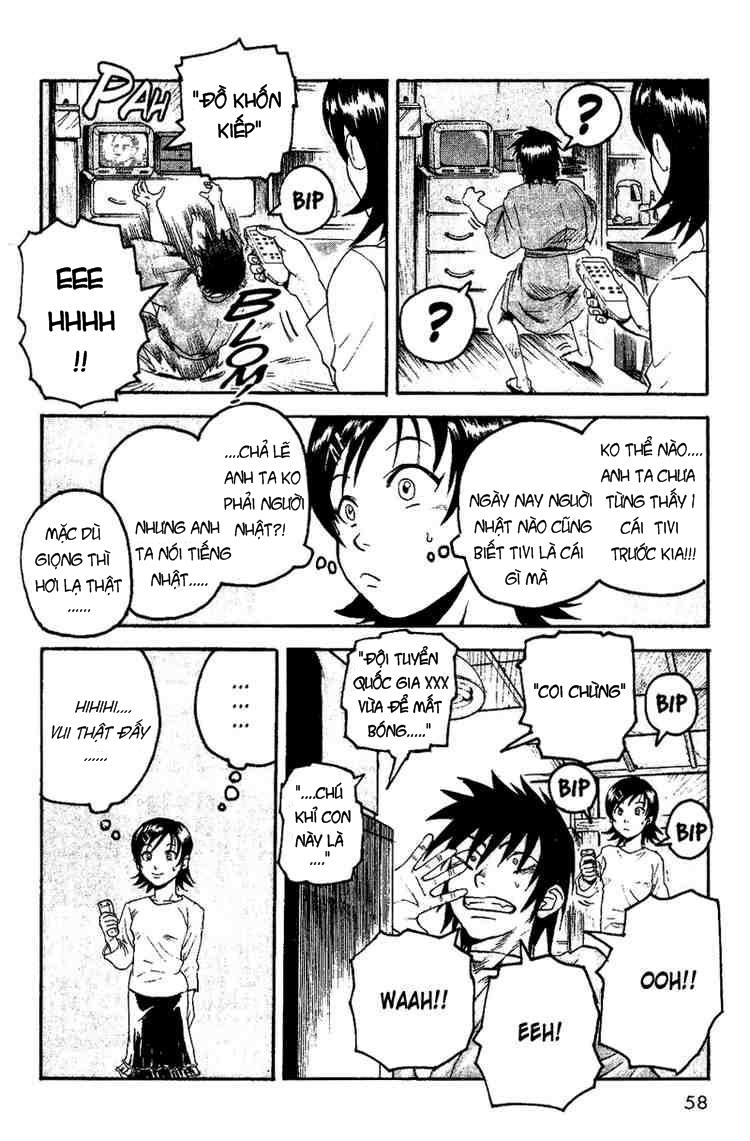 Togari chap 008 trang 15