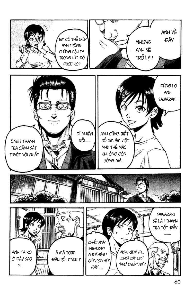 Togari chap 008 trang 17