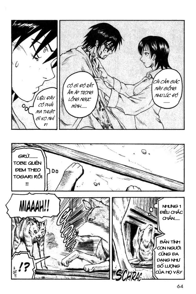 Togari chap 008 trang 21