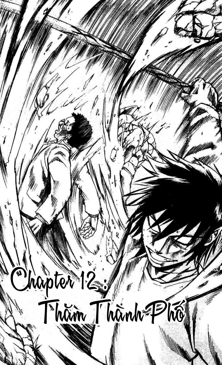 Togari chap 012 trang 2