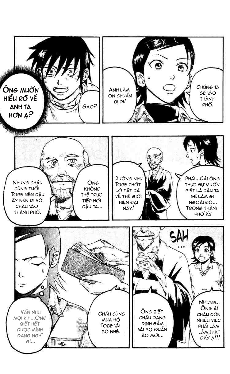 Togari chap 012 trang 5