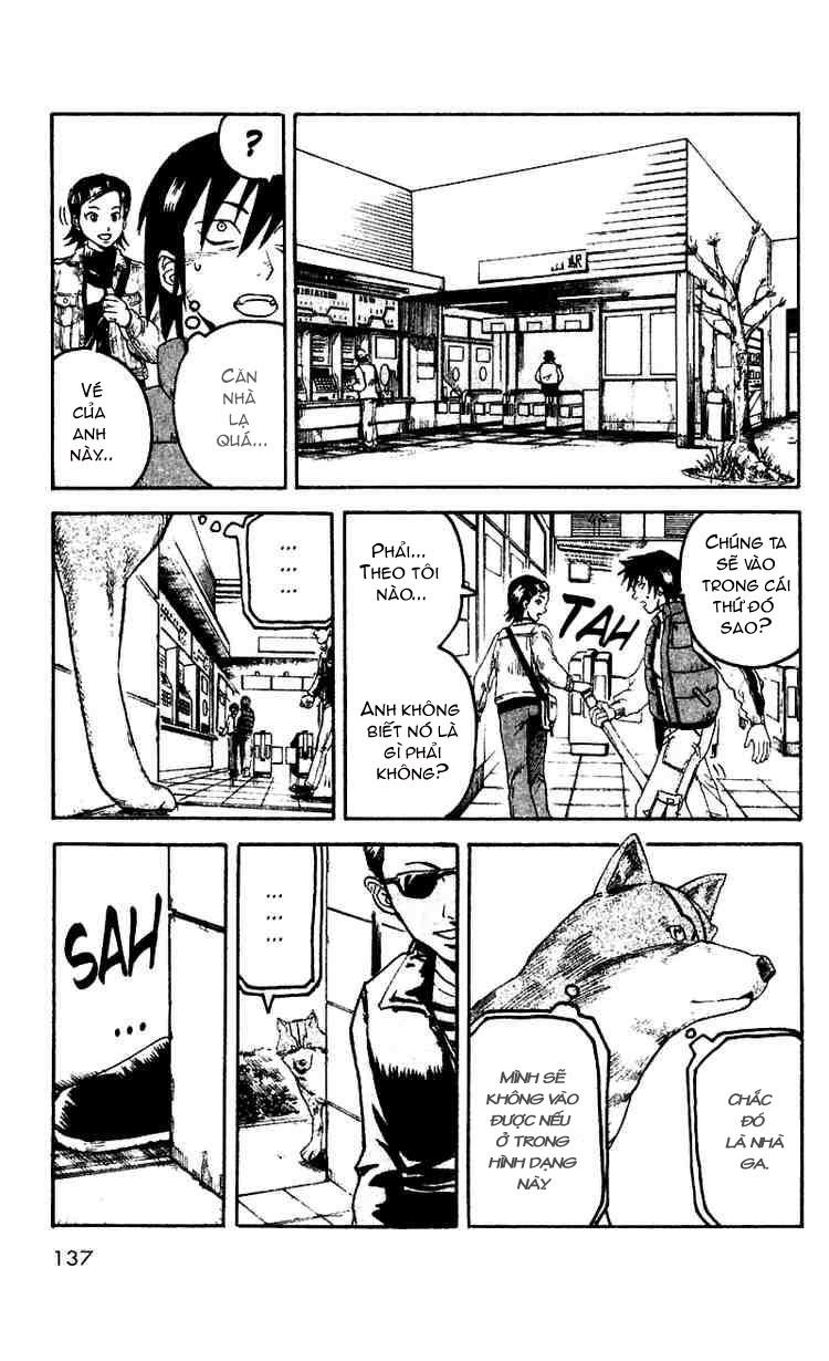 Togari chap 012 trang 7