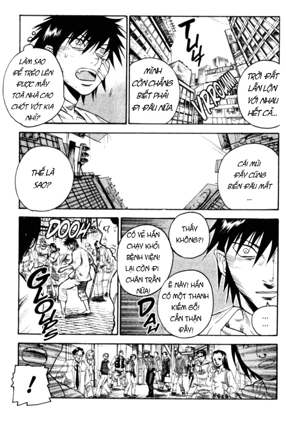 Togari chap 027 trang 6