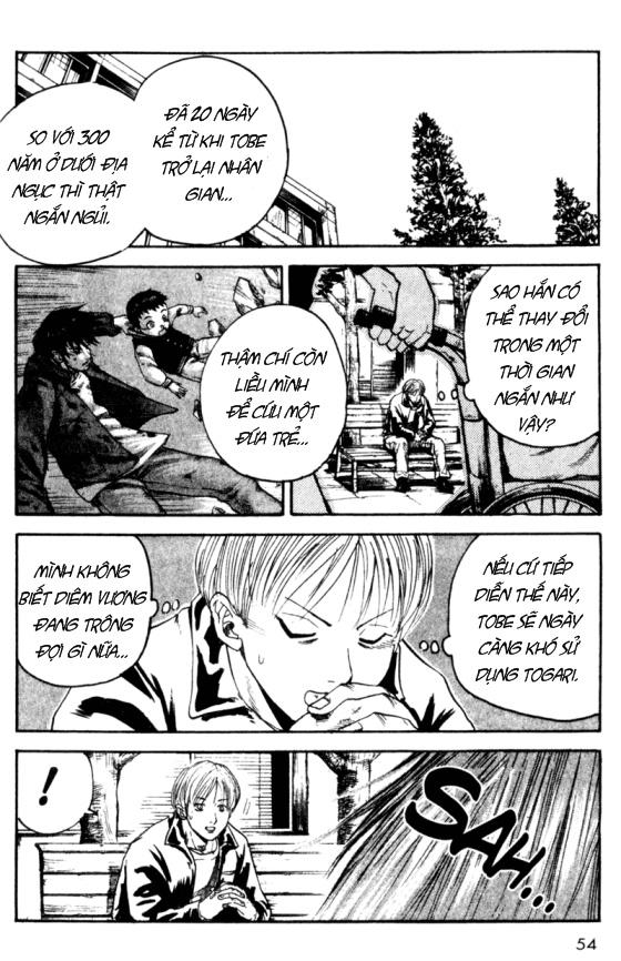 Togari chap 026 trang 9