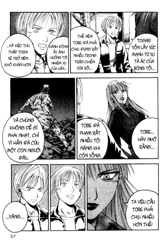 Togari chap 026 trang 12