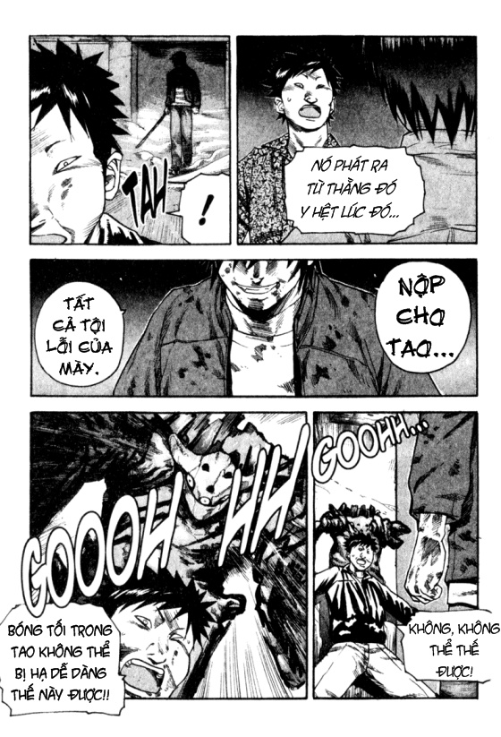 Togari chap 025 trang 6