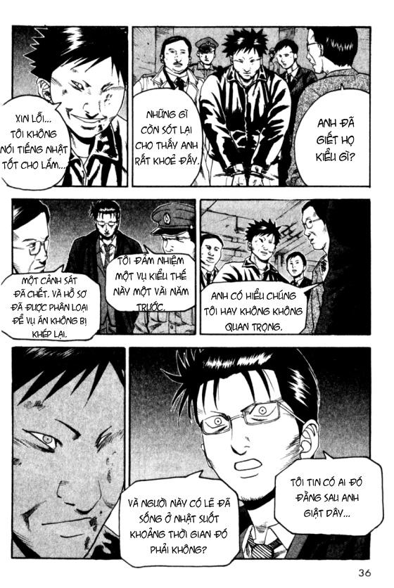 Togari chap 025 trang 12