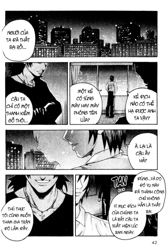 Togari chap 025 trang 18