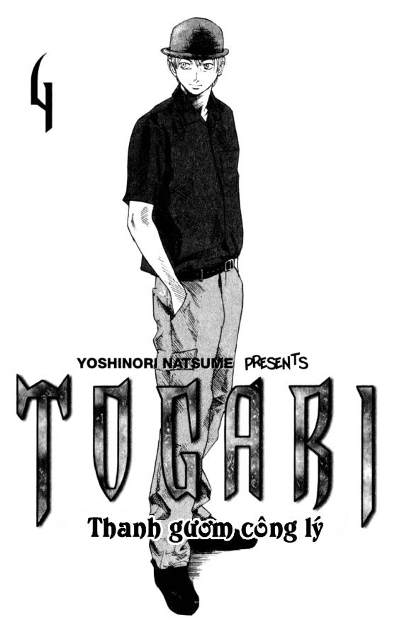 Togari chap 024 trang 3