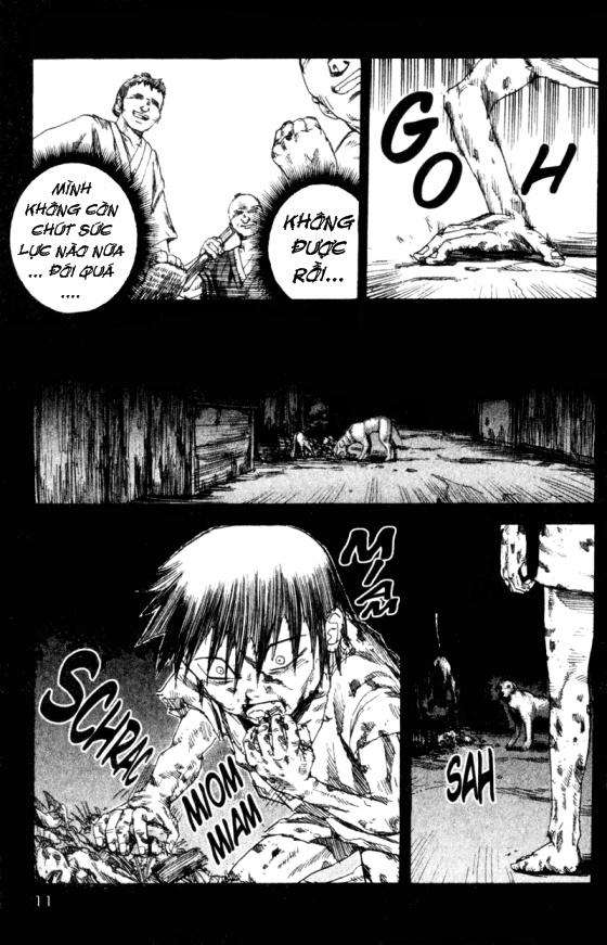 Togari chap 024 trang 11