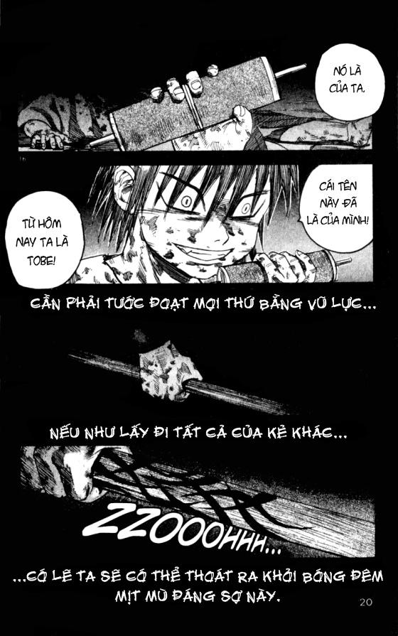 Togari chap 024 trang 20