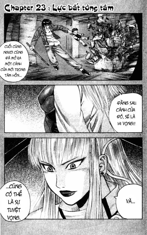 Togari chap 023 trang 2