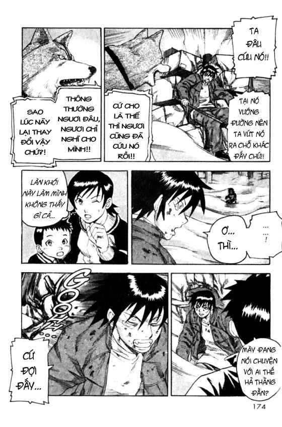 Togari chap 023 trang 7