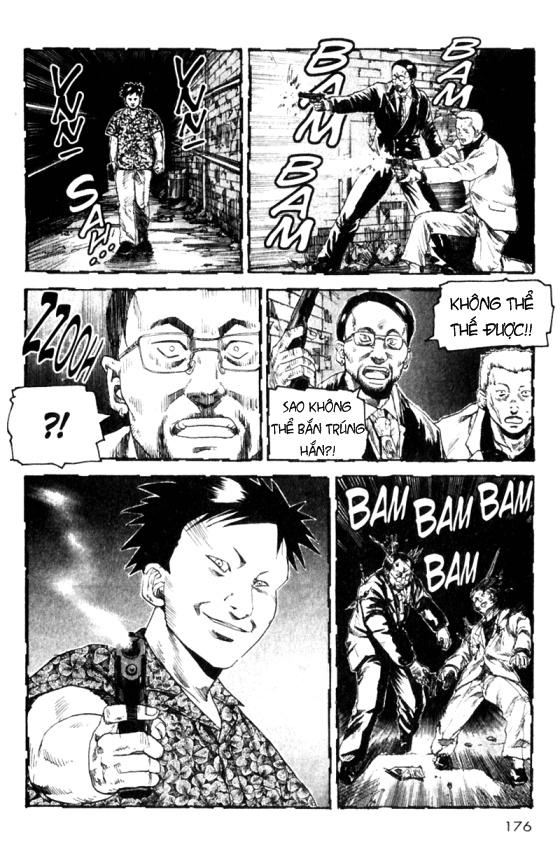 Togari chap 023 trang 9