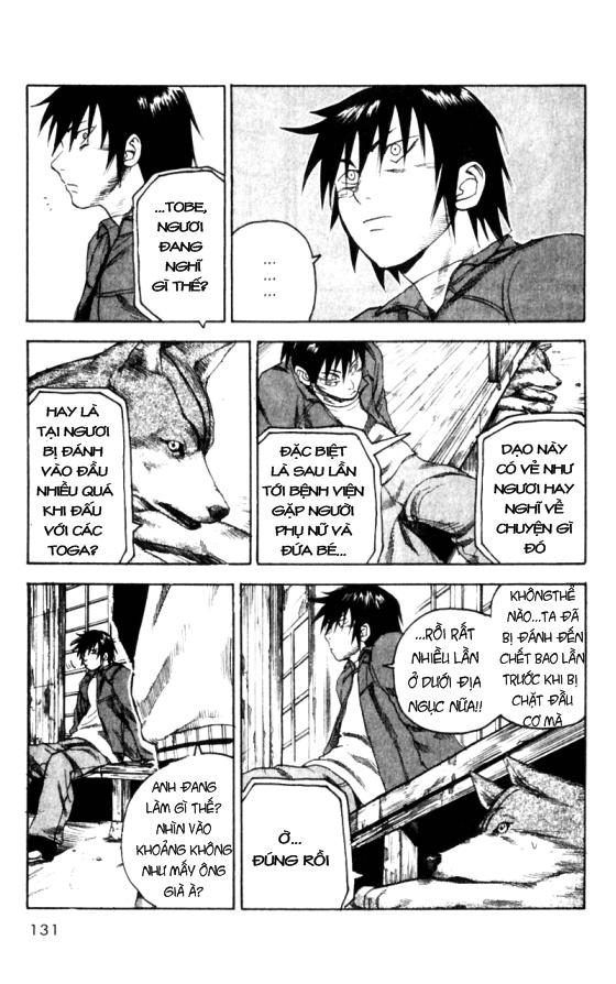 Togari chap 021 trang 4