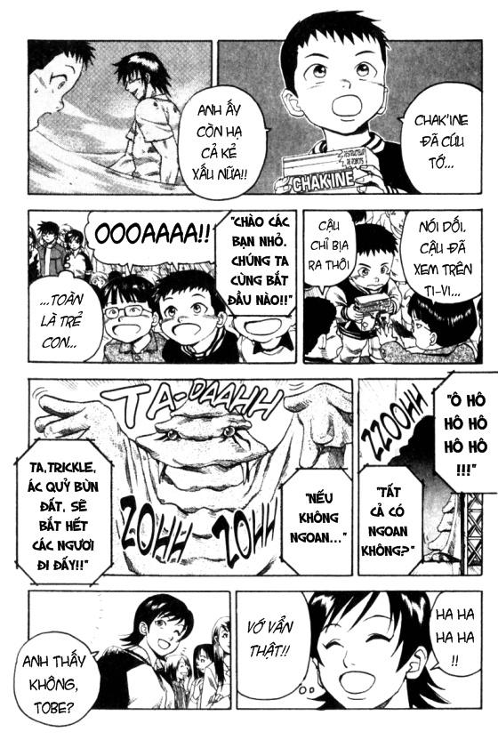 Togari chap 021 trang 10