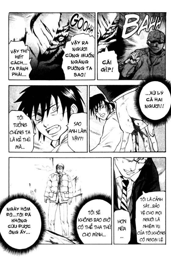 Togari chap 018 trang 20