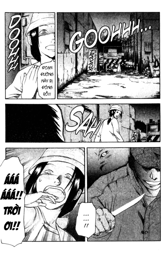 Togari chap 018 trang 8