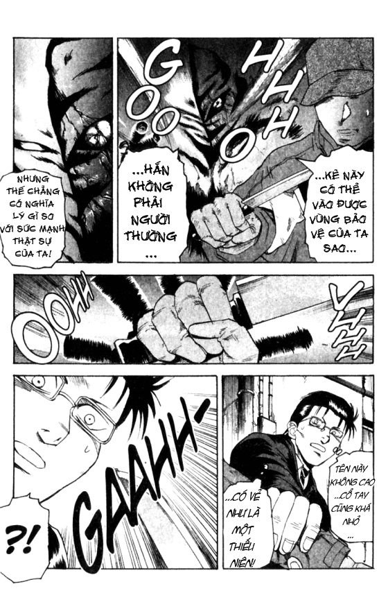 Togari chap 018 trang 10