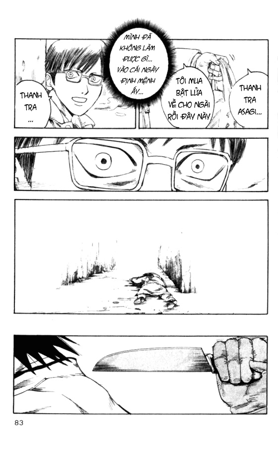 Togari chap 018 trang 18