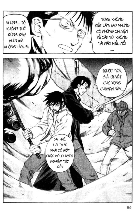 Togari chap 018 trang 21