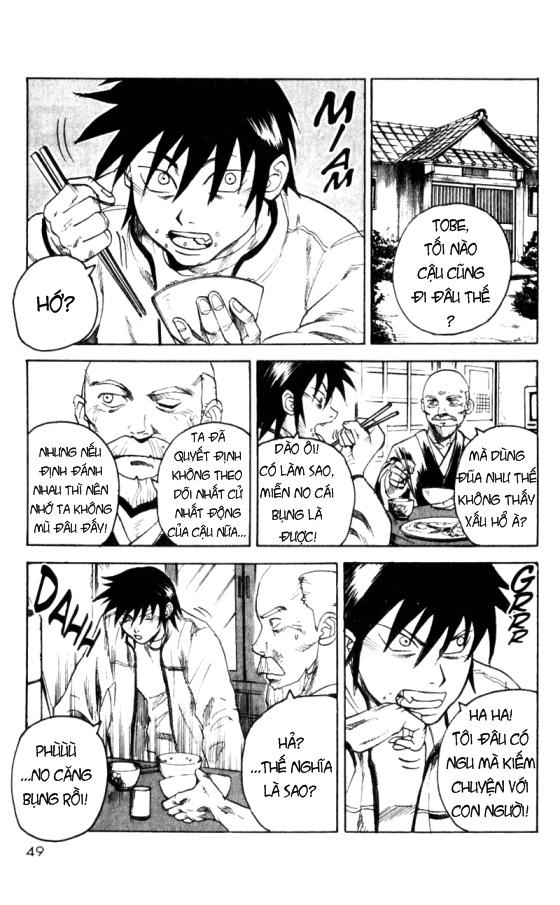 Togari chap 017 trang 4