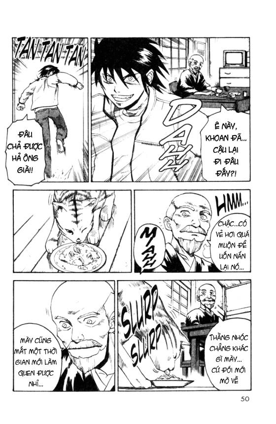 Togari chap 017 trang 5