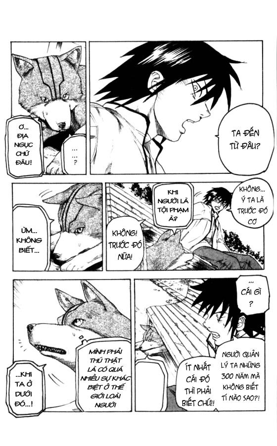 Togari chap 017 trang 8