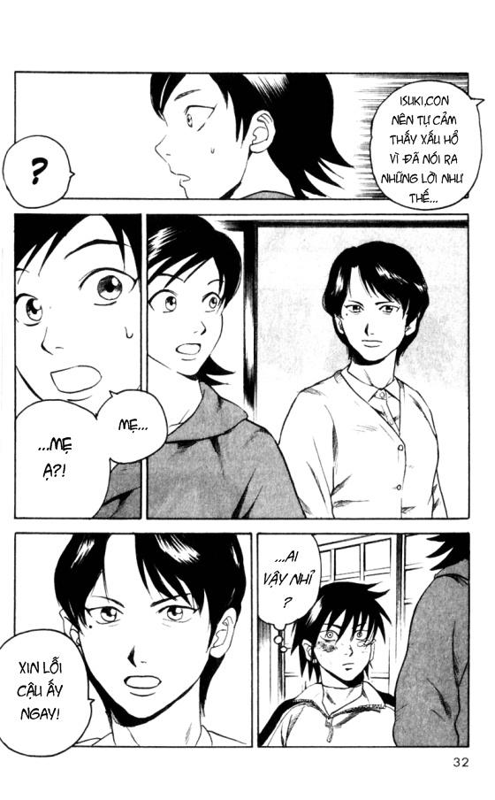 Togari chap 016 trang 9