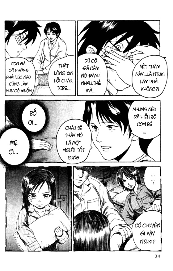 Togari chap 016 trang 11