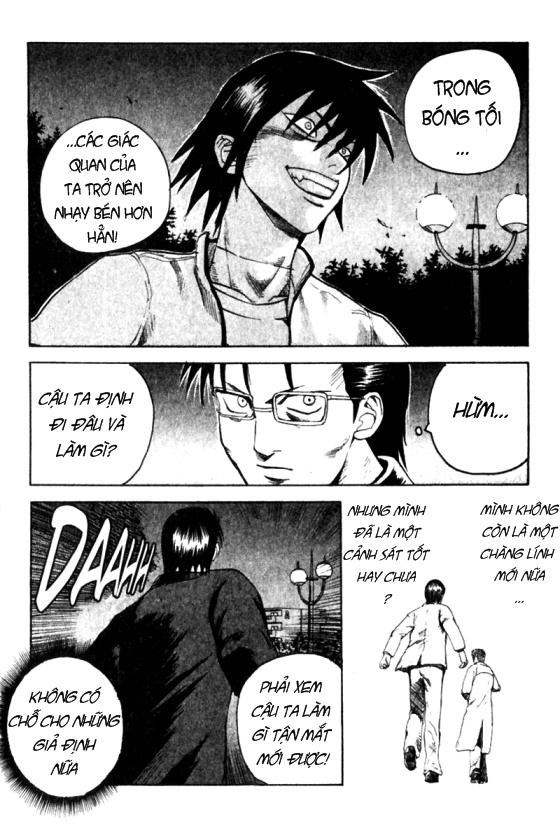 Togari chap 017 trang 21