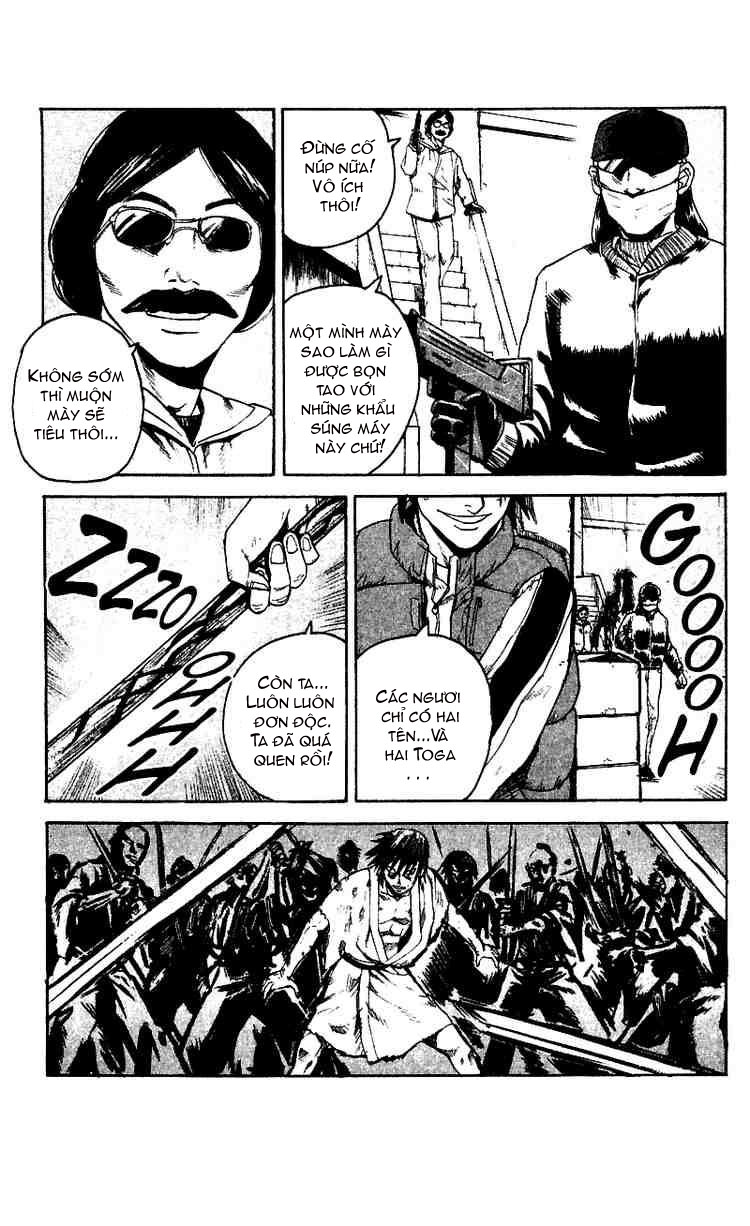 Togari chap 014 trang 5