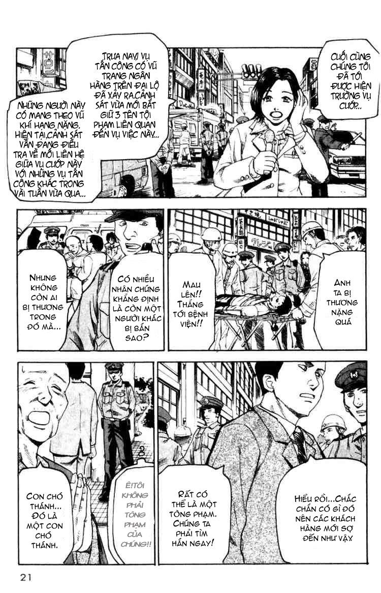 Togari chap 015 trang 10