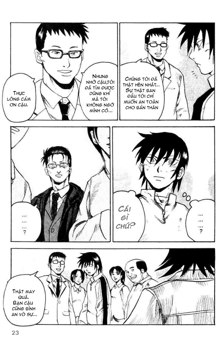 Togari chap 015 trang 12