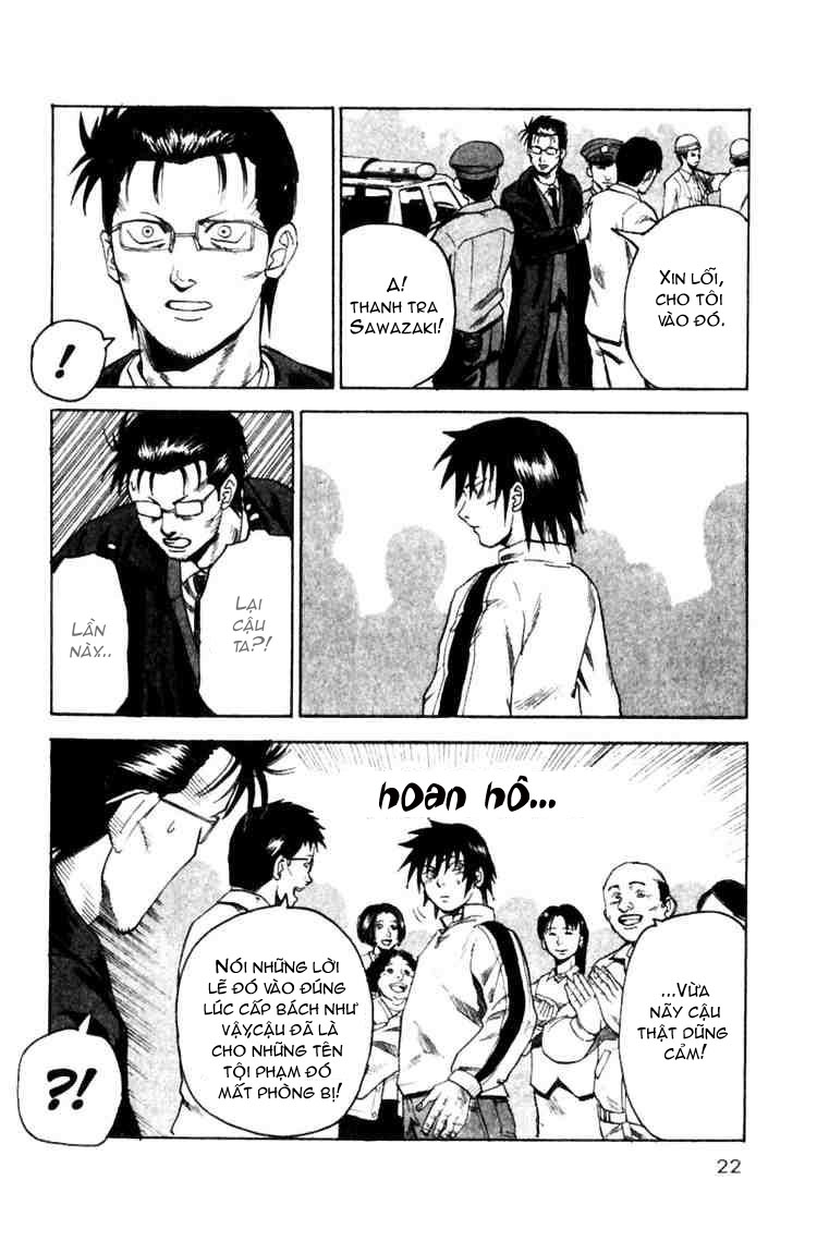 Togari chap 015 trang 11