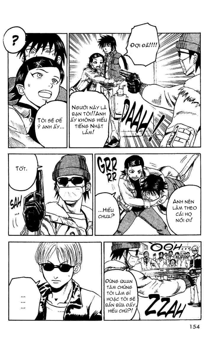 Togari chap 013 trang 4